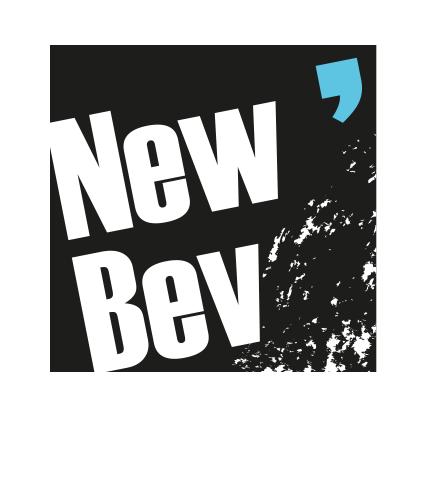 Logo brand NewBev